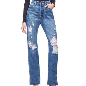 NEW Good American jeans